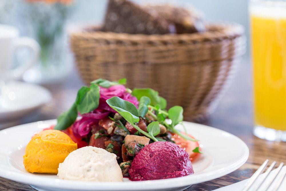 Frühstück »Heute mal vegan«